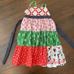 MJ Platinum Summertime Tiered Ellie Dress